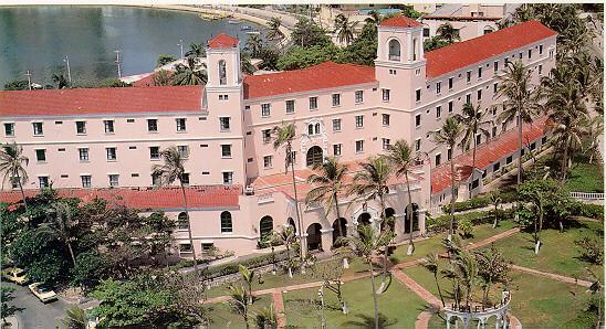 SILAFAE-III Hotel Caribe
